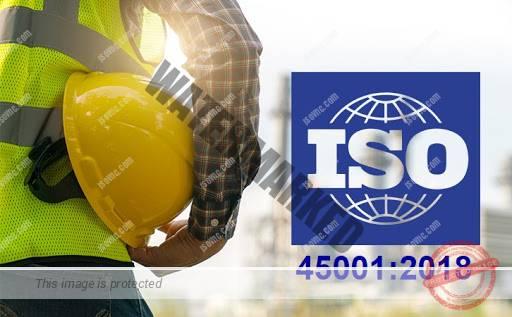 Chứng nhận ISO 45001 1