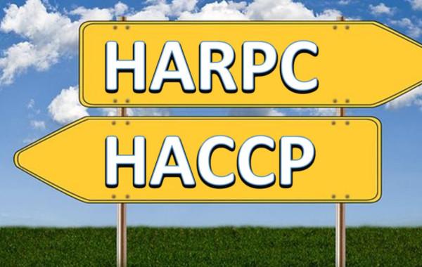 HARPC là gì? So sánh HACCP và HARPC