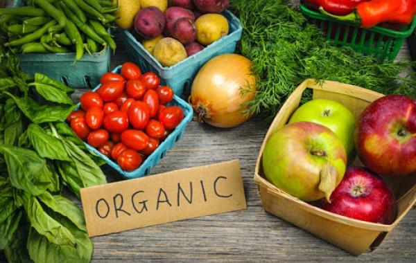 Ghi nhãn sản phẩm hữu cơ